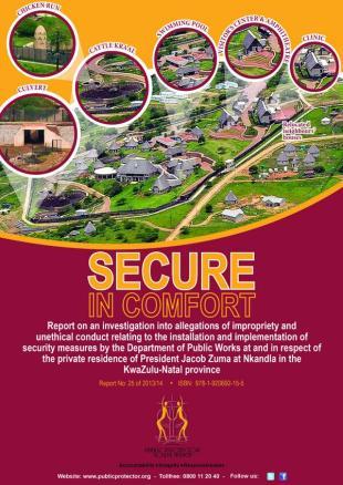 nkandla report cover